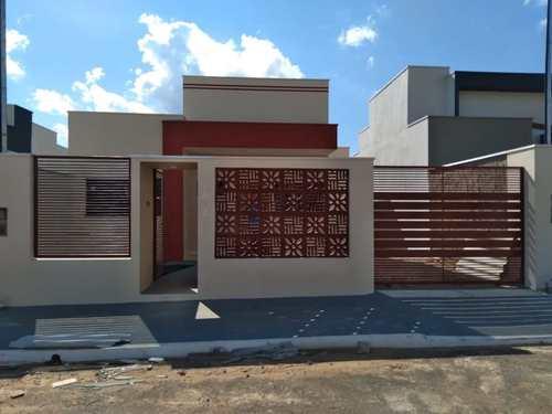 Casa, código 429 em Primavera do Leste, bairro Buritis V