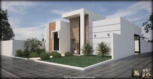Casa, código 462 em Primavera do Leste, bairro Buritis V