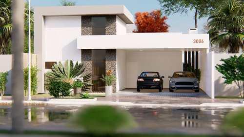 Casa, código 466 em Primavera do Leste, bairro Poncho Verde III