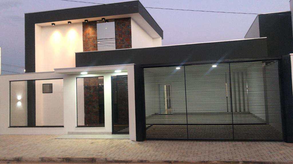 Casa em Primavera do Leste, no bairro Poncho Verde III