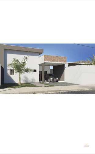 Casa, código 474 em Primavera do Leste, bairro Buritis II