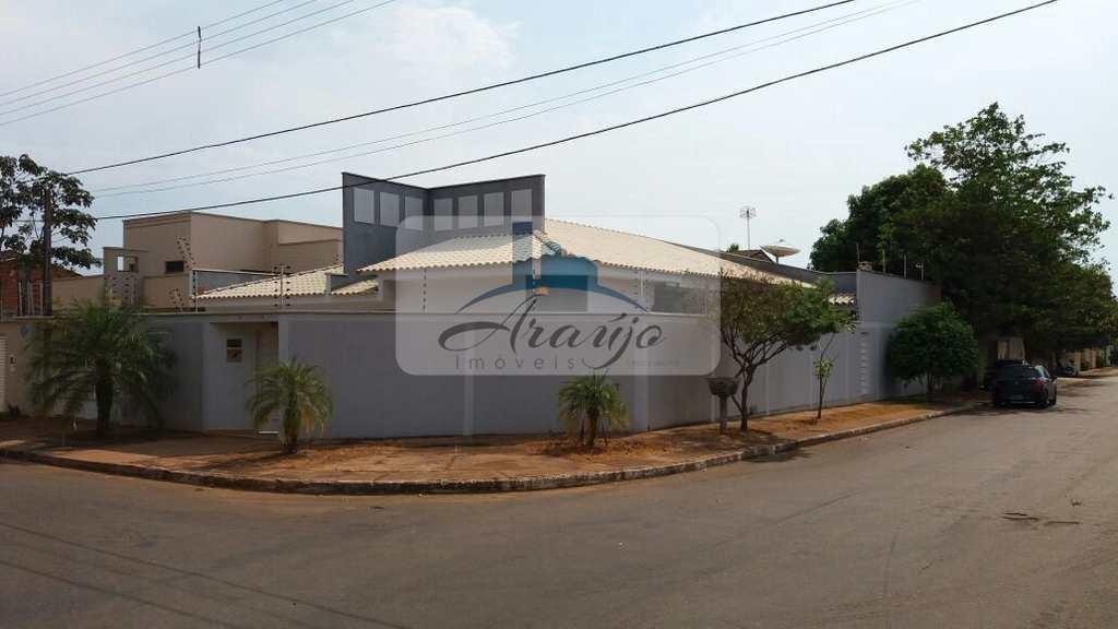 Casa em Palmas, no bairro Plano Diretor Norte