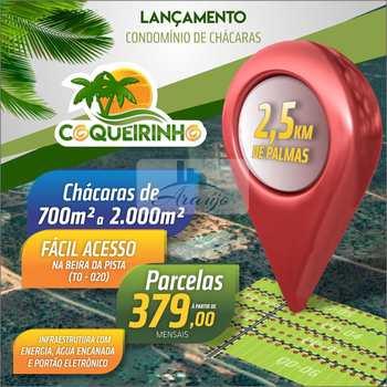 Chácara, código 89 em Palmas, bairro Área Rural de Palmas