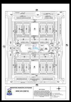 Terreno, código 118 em Palmas, bairro Plano Diretor Sul