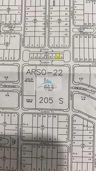 Terreno Comercial, código 280 em Palmas, bairro Plano Diretor Sul