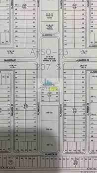Terreno Comercial, código 281 em Palmas, bairro Plano Diretor Sul
