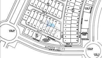Terreno, código 318 em Palmas, bairro Plano Diretor Sul
