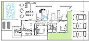 Casa, código 407 em Palmas, bairro Plano Diretor Sul