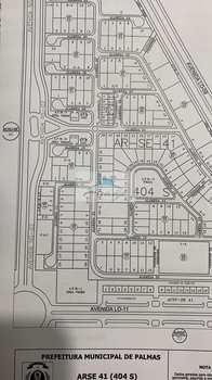 Terreno, código 562 em Palmas, bairro Plano Diretor Sul