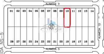 Terreno Comercial, código 891 em Palmas, bairro Plano Diretor Sul