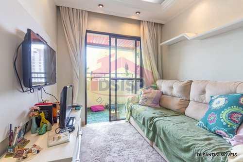 Apartamento, código 119 em São Paulo, bairro Ipiranga