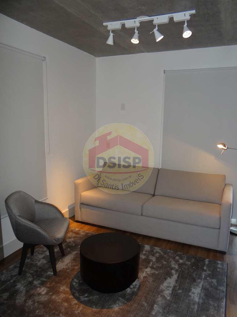 Apartamento em São Paulo, no bairro Brooklin Novo