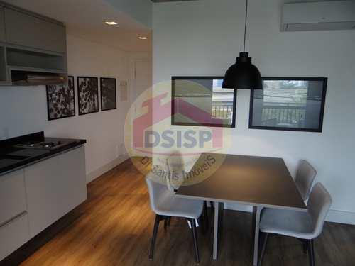 Apartamento, código 272 em São Paulo, bairro Brooklin Novo