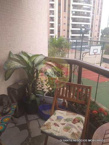 Apartamento, código 364 em São Paulo, bairro Vila Clementino