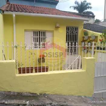 Casa em São Paulo, bairro Vila Mariana