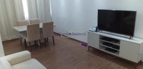 Apartamento, código 64113247 em Santos, bairro Boqueirão