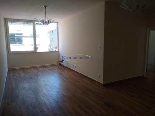 Apartamento, código 64107045 em Santos, bairro Aparecida