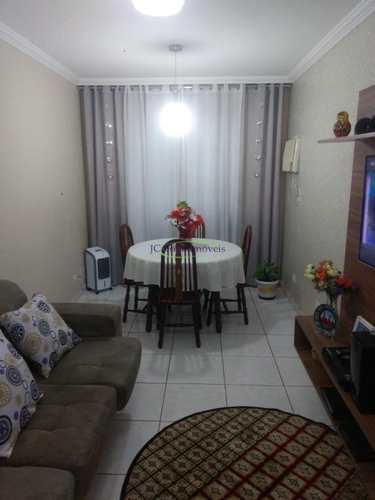 Apartamento, código 64106280 em Santos, bairro José Menino