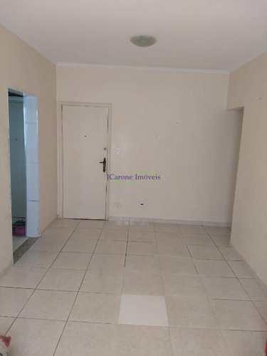 Apartamento, código 64102557 em Santos, bairro Encruzilhada