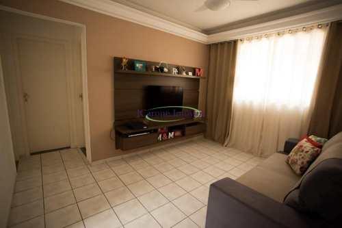 Apartamento, código 64099860 em Santos, bairro Aparecida