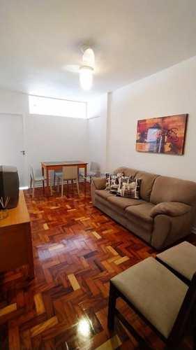 Apartamento, código 64098540 em Santos, bairro Ponta da Praia