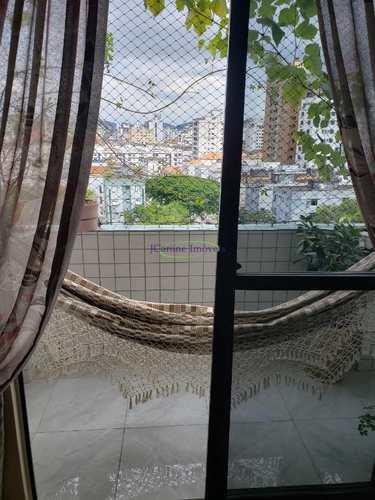 Apartamento, código 64088380 em Santos, bairro Aparecida