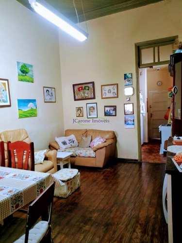 Casa, código 64049017 em Santos, bairro Vila Mathias