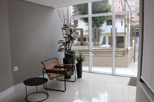 Apartamento, código 64046769 em Santos, bairro Boqueirão