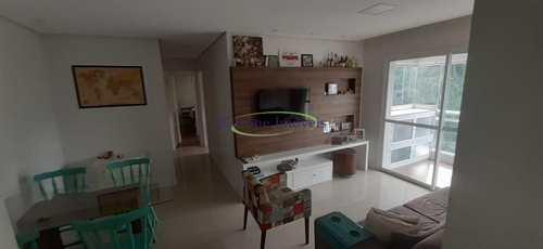 Apartamento, código 64013277 em Santos, bairro Marapé