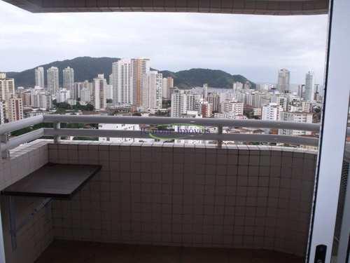Apartamento, código 63991188 em Santos, bairro Ponta da Praia