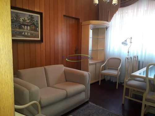 Apartamento, código 63949398 em Santos, bairro Campo Grande