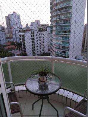 Apartamento, código 63949250 em Santos, bairro Gonzaga