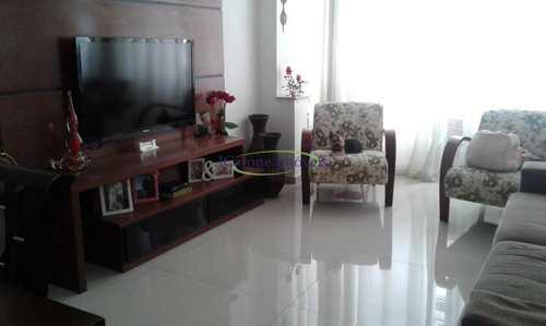 Apartamento, código 63891997 em Santos, bairro Boqueirão