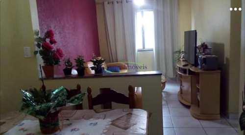 Apartamento, código 63862942 em Santos, bairro Aparecida