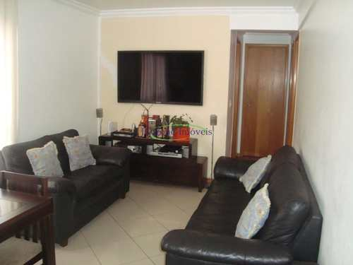 Apartamento, código 63880369 em Santos, bairro Aparecida