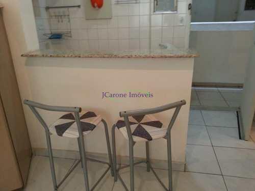 Kitnet, código 63803408 em Santos, bairro Embaré