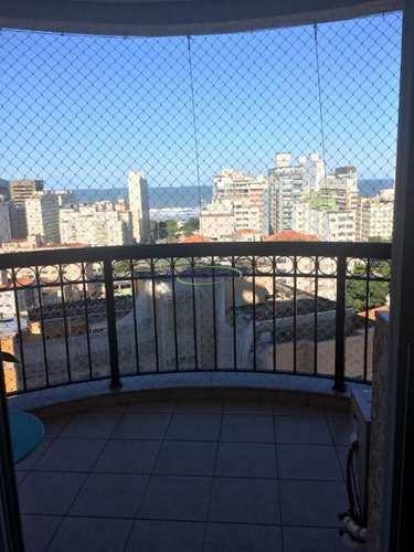 Apartamento, código 63803256 em Santos, bairro José Menino
