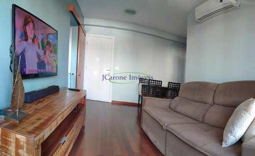 Apartamento, código 63802120 em Santos, bairro Gonzaga
