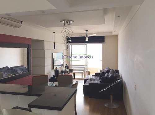 Apartamento, código 63801783 em Santos, bairro Ponta da Praia