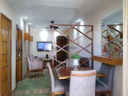Apartamento, código 63798076 em Santos, bairro Encruzilhada
