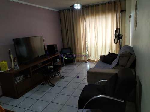 Apartamento, código 63788404 em Santos, bairro Campo Grande