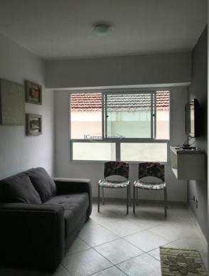 Apartamento, código 63787733 em Santos, bairro Ponta da Praia