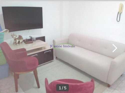 Apartamento, código 63751029 em Santos, bairro Ponta da Praia
