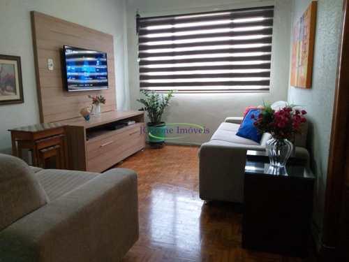 Apartamento, código 63786541 em Santos, bairro Embaré