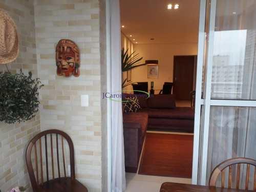 Apartamento, código 63746272 em Santos, bairro Gonzaga