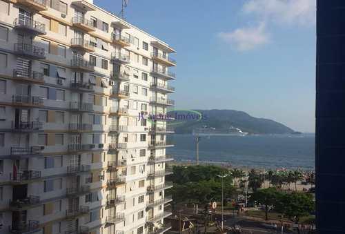 Apartamento, código 63746630 em Santos, bairro Boqueirão