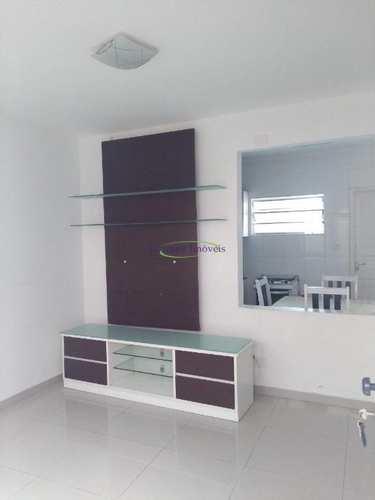 Apartamento, código 63742598 em Santos, bairro Embaré