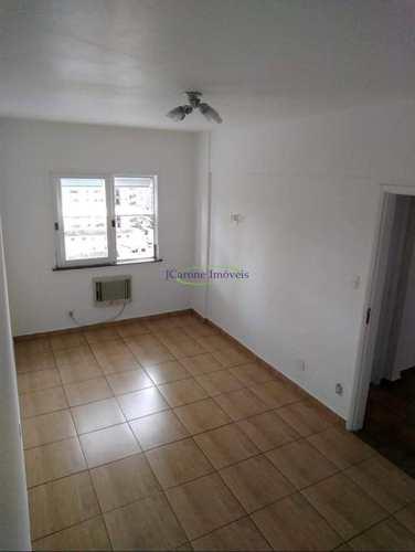 Apartamento, código 63671670 em Santos, bairro Ponta da Praia