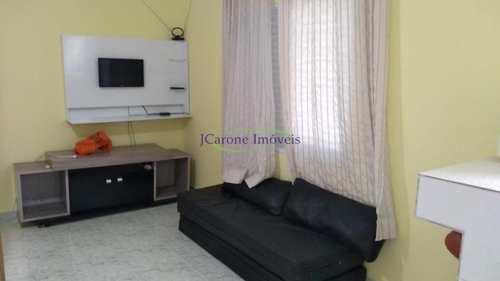 Kitnet, código 63666590 em São Vicente, bairro Itararé