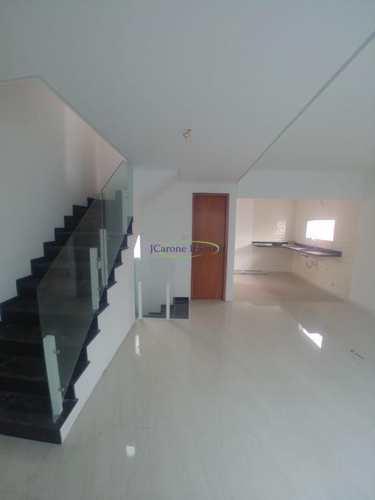 Casa, código 63663503 em Santos, bairro Marapé